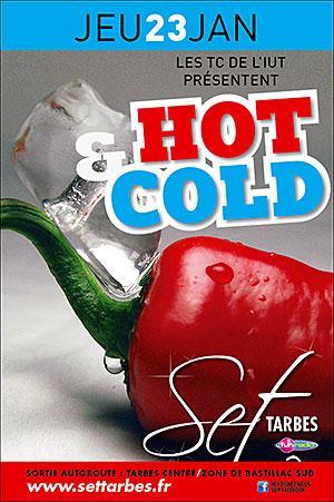 40x60 Set hot & cold