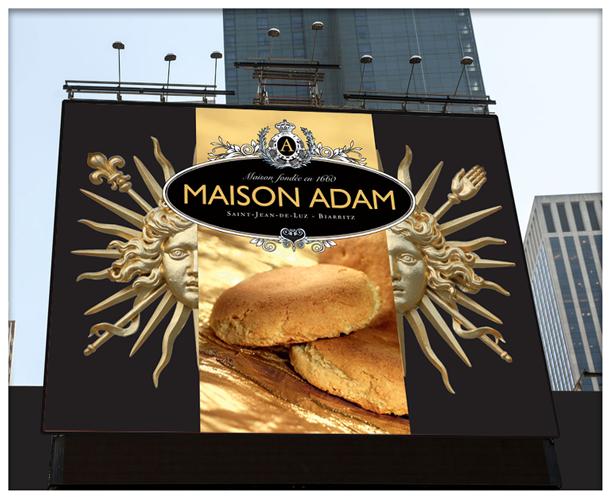 4x3 Maison Adam