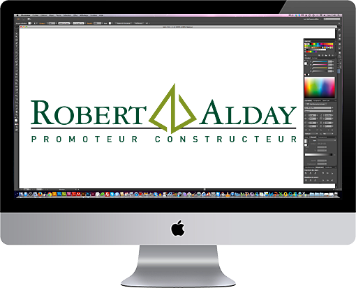 logo Robert Alday