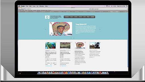 Site d'entraide aux communautés autochtones